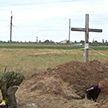 Раскопки на месте массового захоронения времён Великой Отечественной войны начались в Гомельской области