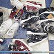 Поддельные кроссовки изъяли у индивидуальных предпринимателей из Бреста