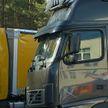 Литовские дальнобойщики отказались следовать рекомендациям властей объезжать Беларусь