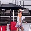 Ольга Говорцова вышла в финал теннисного турнира в Швеции