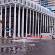 Сильные ливни в Майами: затоплены подземные парковки и подвалы домов
