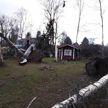 Мощный смерч в Финляндии: ветер сорвал сотни квадратных метров кровли и повалил сотни деревьев