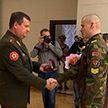 Лучших солдат срочной службы чествовали в Минске