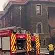 Лесные пожары в ЮАР: пламя охватило здание Кейптаунского университета и историческую библиотеку