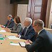 Наталья Кочанова встретилась с украинскими политиками