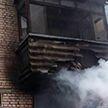 Три человека попали в реанимацию из-за пожара на Кольцова в Минске