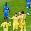 Чемпионат Беларуси по футболу: БАТЭ обыграл «Энергетик-БГУ»