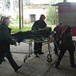 Во время осмотра здания пол не выдержал и мужчина упал с высоты 5 м в Речице