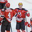 Чемпионат Беларуси по хоккею: «Неман» оказался сильнее «Шахтёра»