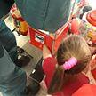 Спасатели помогли девочке застрявшей в автомате с игрушками в Рогачёве