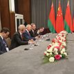 Премьер-министр Беларуси провёл переговоры со своим коллегой из Китая Ли Кэцяном