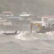 На Филиппинах бушует супертайфун «Суригаэ»