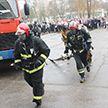 Более 950 человек эвакуировали из школы в Осиповичах