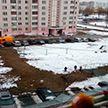 Взрыв газа в мозырской девятиэтажке: мужчина обрабатывал тушку птицы на балконе
