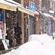 Более 9 тысяч домов остались без электричества в Японии из-за снегопада