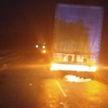 Грузовик переехал человека, который лежал на дороге в Жабинковском районе
