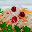 Салат из капусты. Очень вкусный, простой и бюджетный вариант. Рецепт телеведущей Екатерины Тишкевич