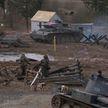 23 февраля на «Линии Сталина» реконструируют эпизод Великой Отечественной войны