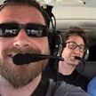 Мужчина отправил матери селфи за считанные минуты до авиакатастрофы