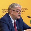 Лукьянов: Россия не бросит Беларусь в случае введения ЕС новых санкций