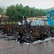 Один ребёнок погиб, трое в коме. В детском лагере под Хабаровском произошёл пожар