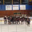 Хоккеисты «Гомеля» уверенно обыграли латвийский «Курбадс» в матче Континентального кубка