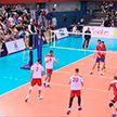 Волейболисты сборной Беларуси готовятся к чемпионату Европы