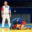 Беларускія самбісты заваявалі 23 медалі на Міжнародным турніры катэгорыі «А» на прызы Прэзідэнта Беларусі