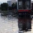 Под водой оказались Брагин и Василевичи Гомельской области