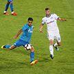 До свидания, Лига Европы: минское «Динамо» разгромлено «Зенитом» в Санкт-Петербурге со счётом 8:1