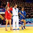 У белорусских самбистов – 13 медалей в первый день Открытого чемпионата Беларуси