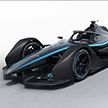 Mercedes-Benz представил свой первый гоночный электромобиль (Фото)