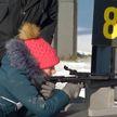 В Гомеле проходит областной этап соревнований по биатлону «Снежный снайпер»