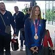 Бронзовый призер Паралимпиады Елизавета Петренко вернулась из Токио