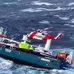 Грузовое судно терпит бедствие у берегов Норвегии: есть риск разлива нефти
