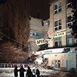 Обрушение здания произошло в России (Видео)