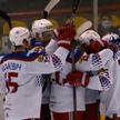 Чемпионате Беларуси по хоккею: «Неман» в овертайме обыграл солигорский «Шахтёр»