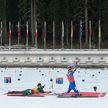 Кубок мира по биатлону в Поклюке: Ирина Кривко стала седьмой в гонке преследования