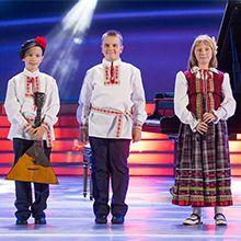 Ангелина Бутраменко, Максим Бутраменко, Георгий Бутраменко