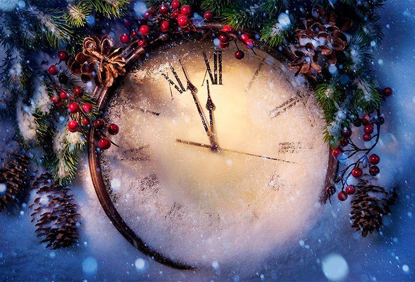 Что популярные медийные персоны загадали в новогоднюю ночь?