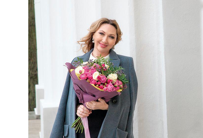 Как Татьяна Рудаковская совмещает кресло руководителя и работу в утреннем эфире ОНТ