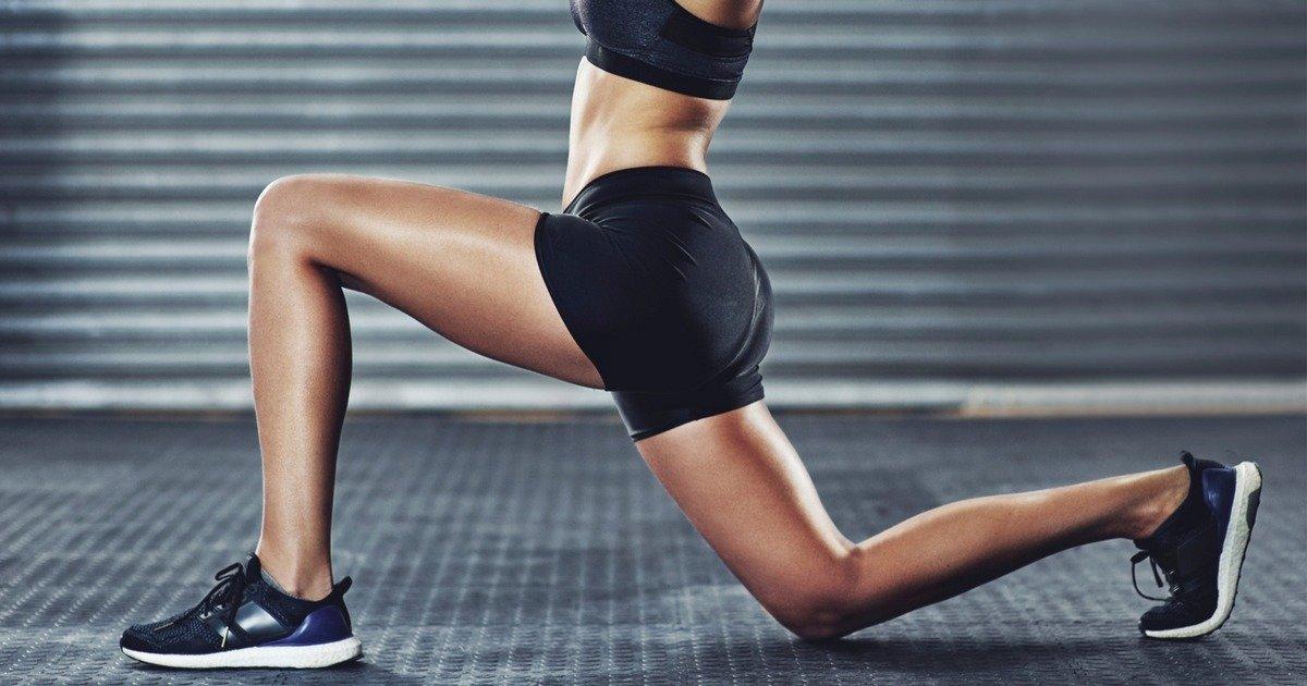 Как быстро убрать жир с коленей. Простые способы